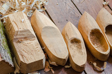 Wooden Shoes, Clogs Production