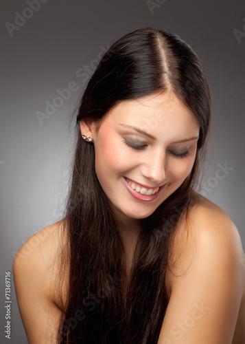 Fototapety, obrazy: Mädchen Beauty