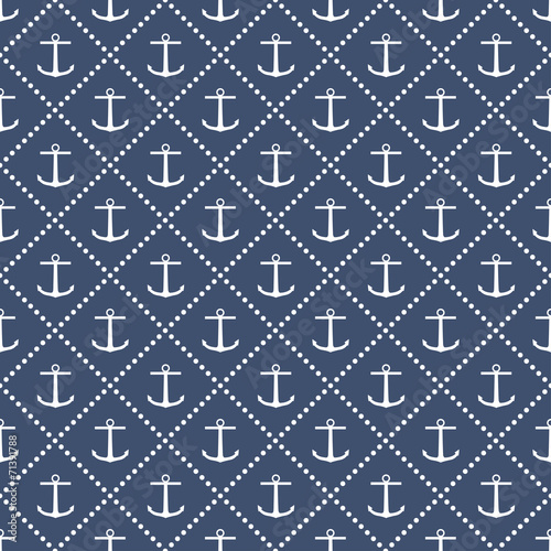 anchor-seamless-pattern