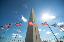 Washington Monument In Washing...