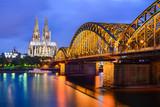 Most nocą w Kolonii