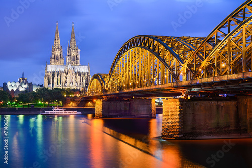 Fotografía  Dom en Köln, Deutschland