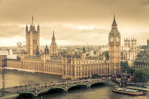 Fotografia Palace of Westminster