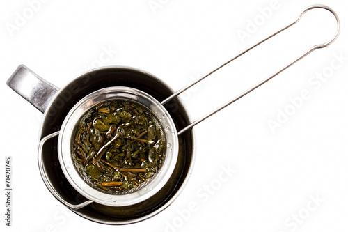 Fényképezés  tea strainer