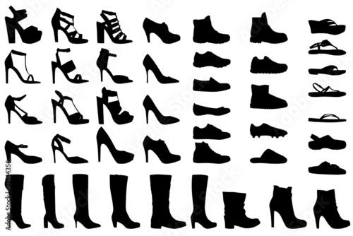 Obraz Schuhe - fototapety do salonu