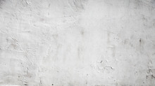 White Concrete Wall Background...