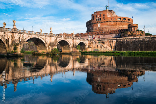 Photo  Castle Sant Angelo, Rome