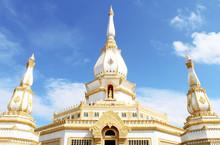 Wat Pha Nam Yoi, Pha Nam Yoi Temple, Roi Et Thailand