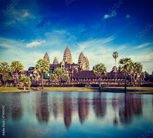 Foto  Angkor Wat