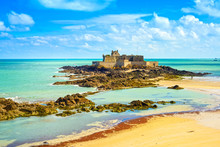 Saint Malo Fort National And R...