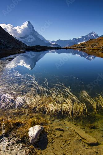 Foto op Aluminium Oceanië Matterhorn