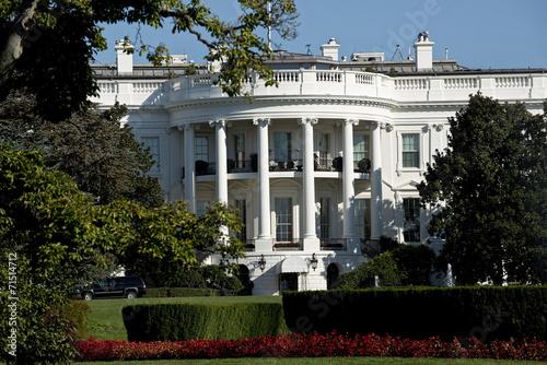 White House,Washington DC. Tablou Canvas