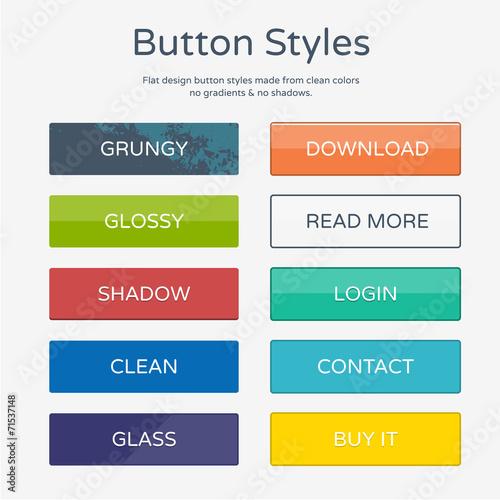 Fotografía  Button Styles