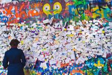 John Lennon Graffiti Wall On K...