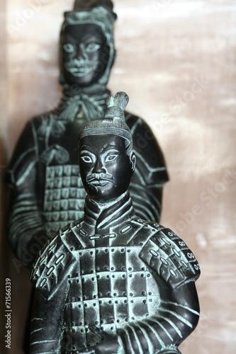 Papiers peints Xian Xian, China - terracota army