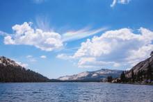 Tenaya Lake With Optical Pheno...