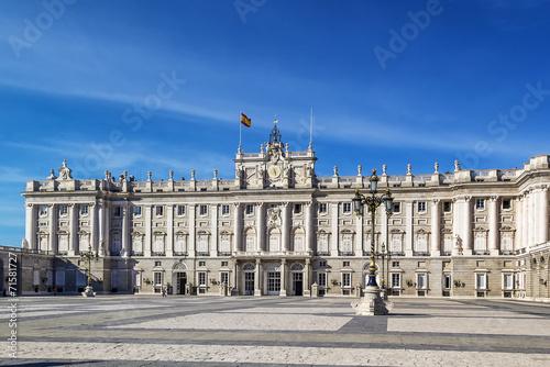 Photo  Royal Palace of Madrid