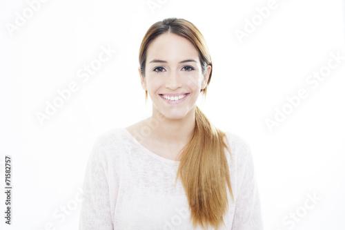 Photo Retrato de mujer joven