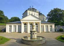 Karlova Koruna Castle In Chlumec Nad Cidlinou, Czech Republic
