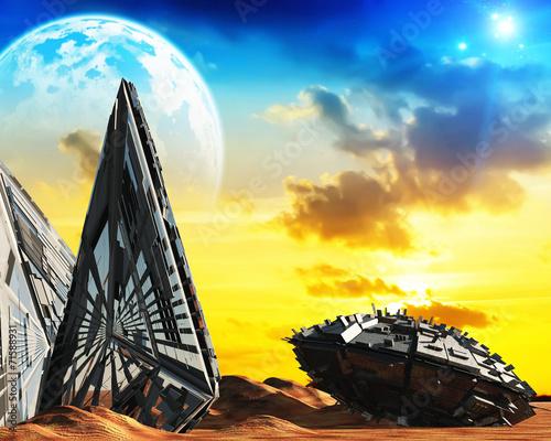 Fantasy landscape - 71588931