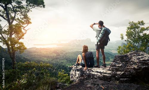 Fotografia  Hikers