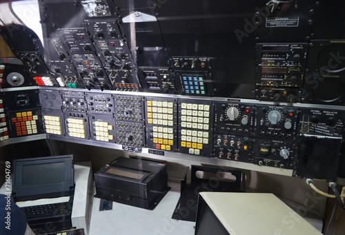 Keuken foto achterwand Nasa Cockpit