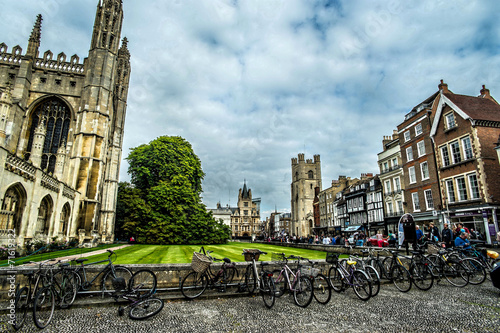 Canvas Print Cambridge