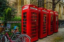 Telephone Box/Cambridge