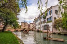 Treviso - Sculptures In Water
