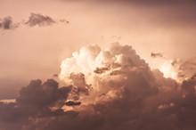 Cumulonimbus Stormy Cloud