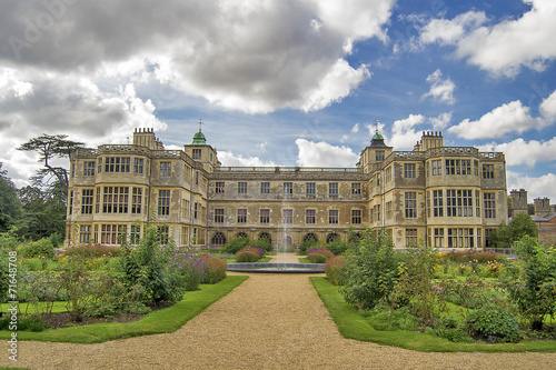 Photo  Audley end house