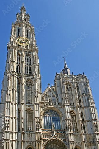Keuken foto achterwand Antwerpen Kathedrale von ANTWERPEN ( Belgien )