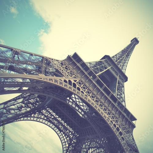Eiffel Tower in Paris - 71665168