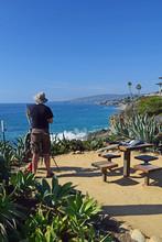 A Laguna Beach Local Artist