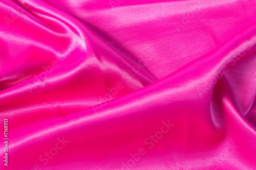Fotografering  fabric texture with folds