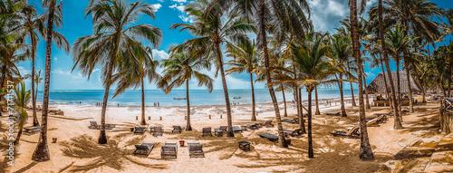 Fotografia Spiaggia di palme