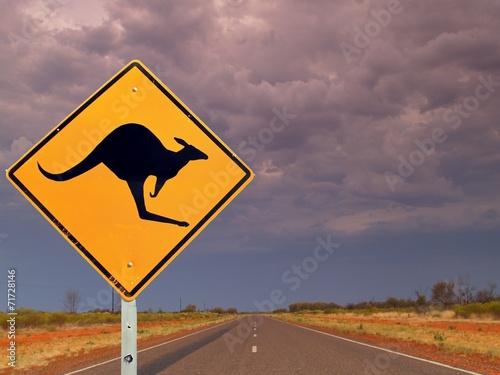 Deurstickers Australië Australian landscape