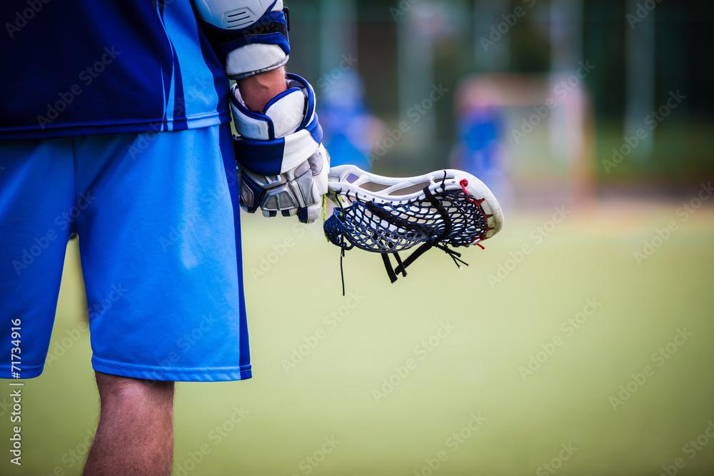Fotografiet  Lacrosse