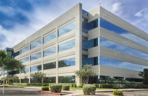 Fotografie, Obraz  generic modern building - symbol of success
