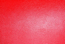 Red Leather Texture, Abstract ...