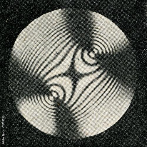 Fotografie, Obraz  Light interference