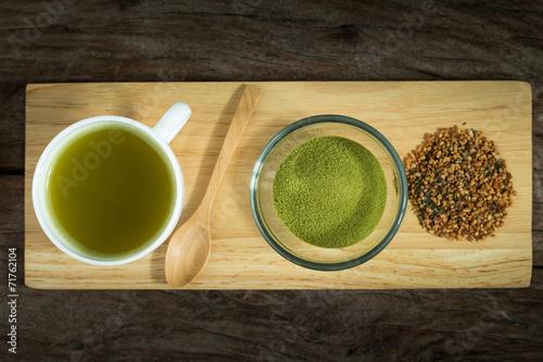 green tea - 71762104