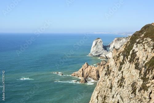 Fotografie, Obraz  Cabo da Roca Portugal