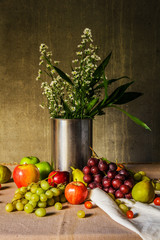 FototapetaStill life with Fruits.