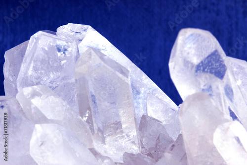 Fotografie, Obraz  水晶クラスター