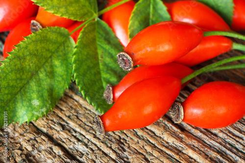 Keuken foto achterwand Groenten Rose hips