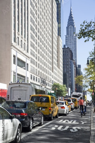 Fototapeta New York obraz na płótnie