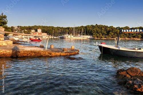 Tela Adriatic Island Croatia Solta Maslinica 03