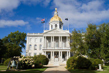 Concord New Hampshire State Ho...