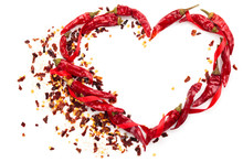 Heart Of Chili Peppers.